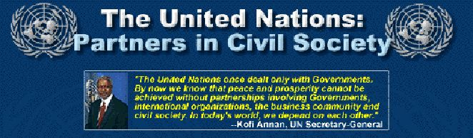 United Nations: Partners in Civil Society
